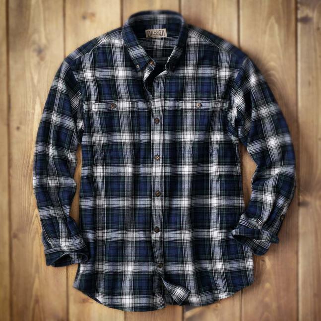 Big Flannel Shirts Men