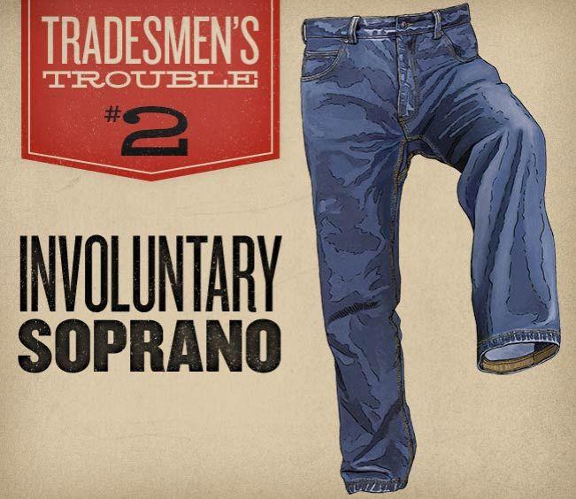 Men's Christmas Gift: Ballroom Jeans
