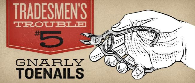 Men's Christmas Gift: Bigfoot Toenail Clippers