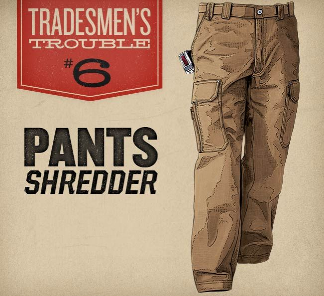 Men's Christmas Gift: Fire Hose Pants