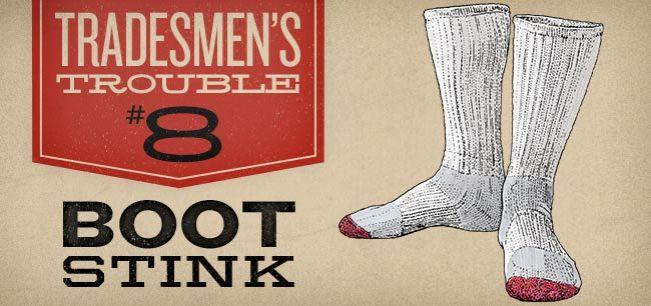Men's Christmas Gift: Odor Fighting X-Static Socks
