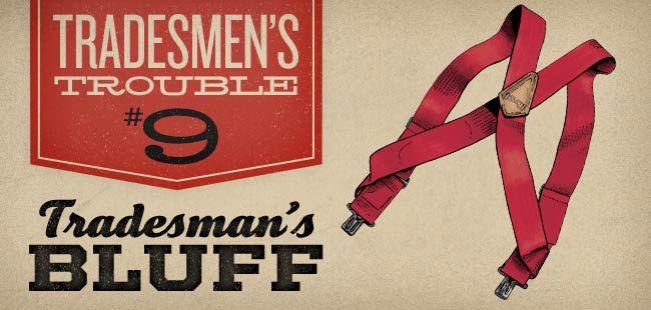 Men's Christmas Gift: Side Clip Suspenders