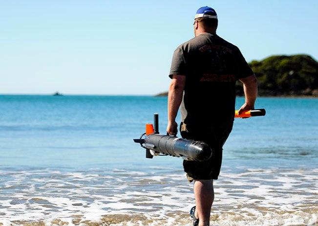 5th Season Fix Up winner Scott, maritime roboticist