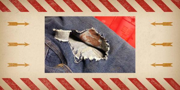 #LuckySOB: Circular Saw vs. Ballroom Jeans