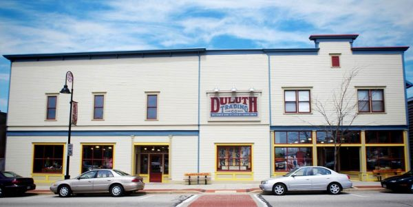Duluth Trading's Flagship Store in Mount Horeb, WI