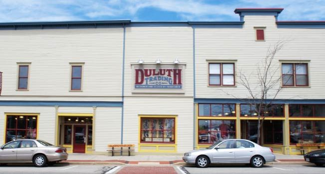 Duluth Trading Flagship Store in Mount Horeb, WI
