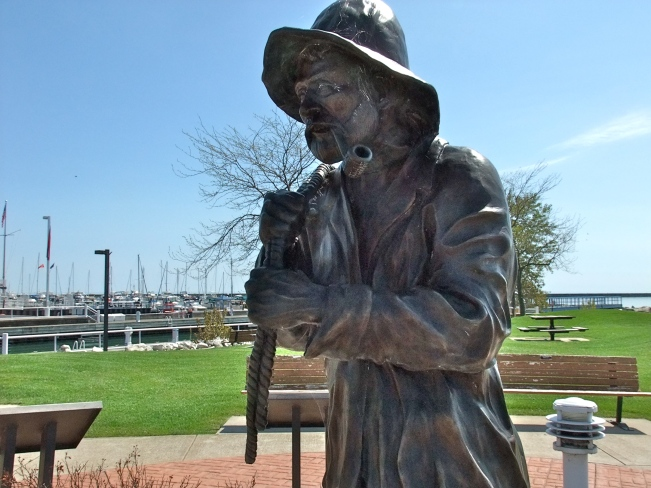 Come back and visit the Port Washington Fisherman soon.