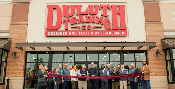 Fridley MN Store Ribbon Cutting