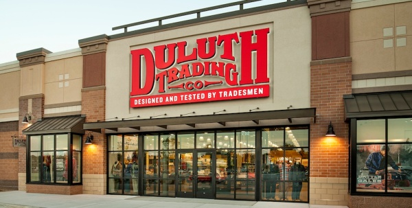 Duluth Trading Fridley Store