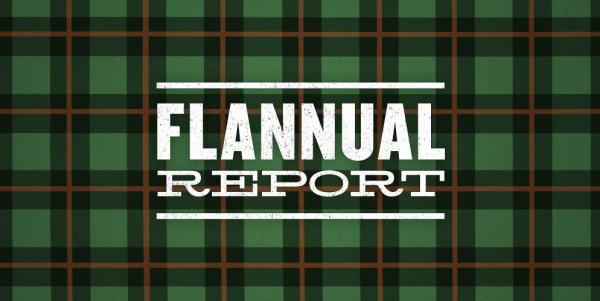 Flannual Report #Flannelytics