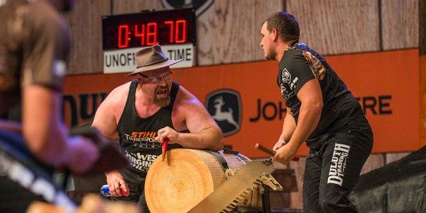 STIHL TIMBERSPORTS U.S. Championships Feature