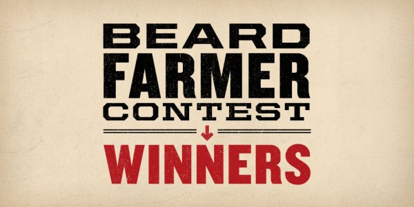 Duke Cannon Beard Farmer Contest Winners
