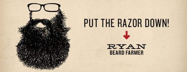 Duke Cannon Beard Farmer Contest Winner: Ryan