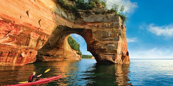 Pure Michigan Pictured Rocks National Lakeshore