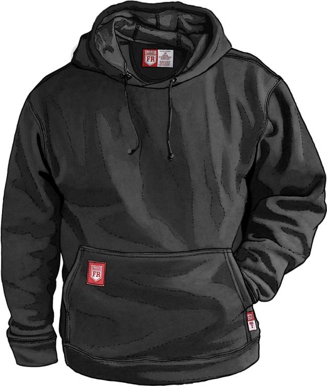 Duluth FR Workwear - FR Fleece Hoody
