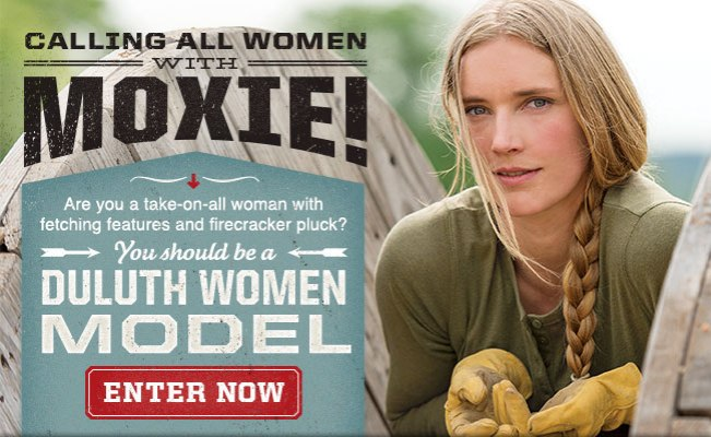 2015 Duluth Women Model Search Contest