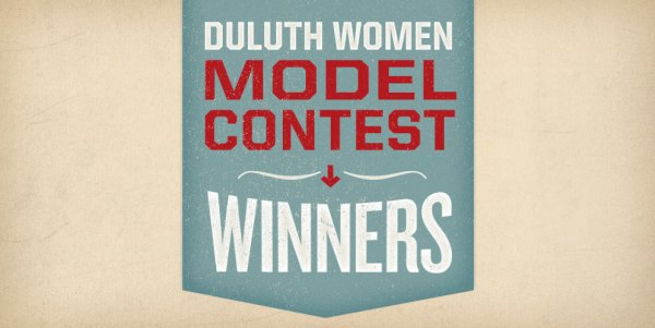Duluth Women Model Contest Winners 2015