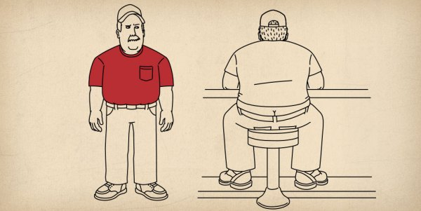 NEW TV AD: Longtail T® Shirt Fixes Plumber's Butt