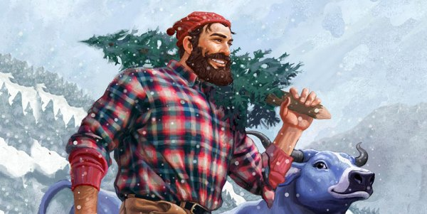 Paul Bunyan Look-Alike Contest