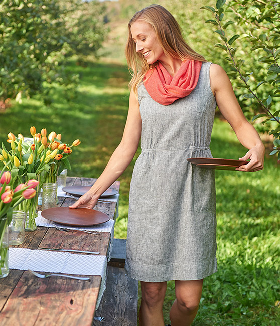 Mother's Day Gifts: Hemp Dress