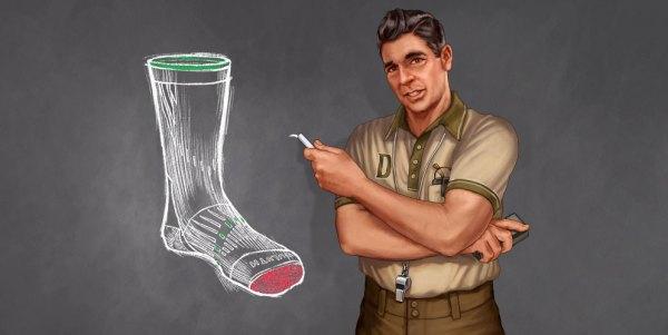 Socks Education Coach