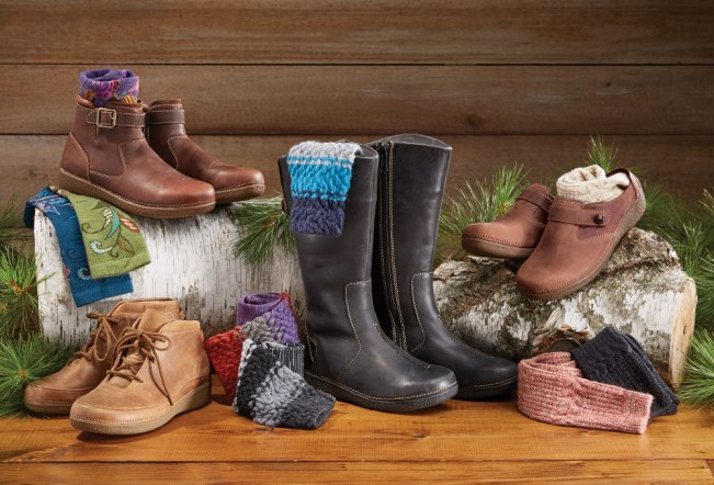 Christmas Gifts for Women: Andina Footwear