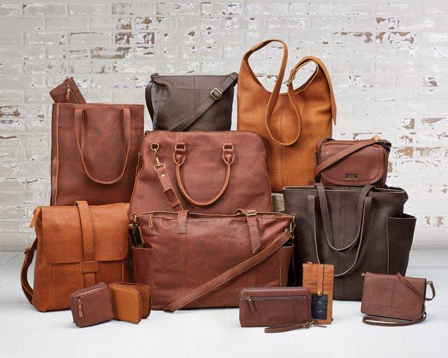 Christmas Gifts for Women: Lifetime Leather Bags