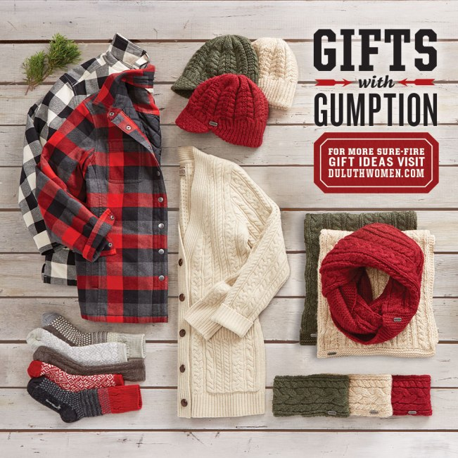 Christmas Gifts for Women: Flapjack® Flannel Shirt Jac