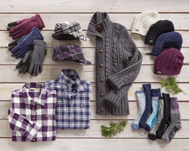 Christmas Gifts for Women: Fisherman's Cardigan
