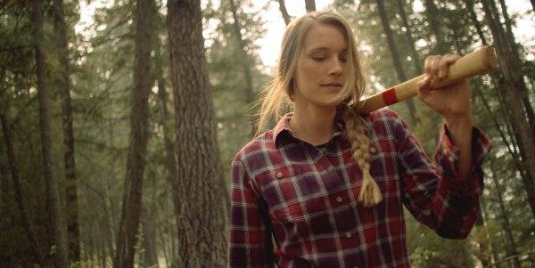 "Women's Free Swingin' Flannel TV Commercial ""Stories"""